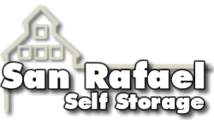 San Rafael Self Storage logo